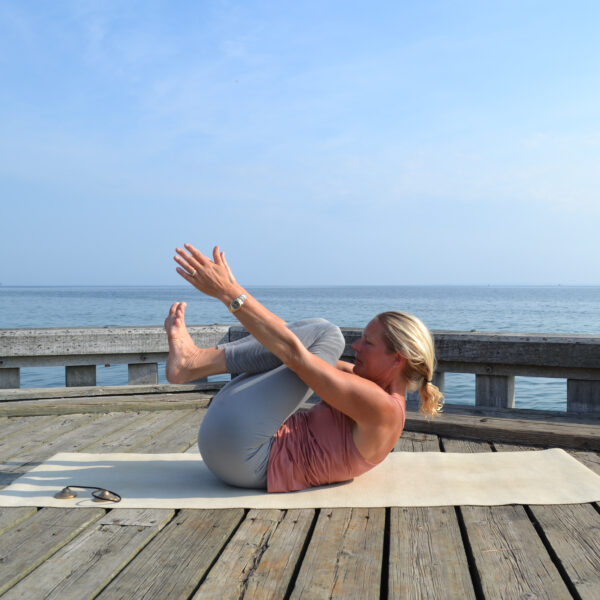 Vinyasa Yoga med Louise Juel Severin