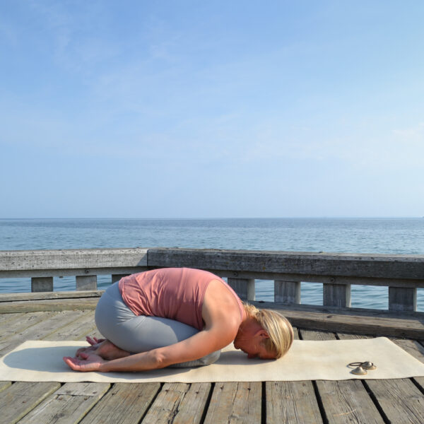 Yin Yoga med Louise Juel Severin