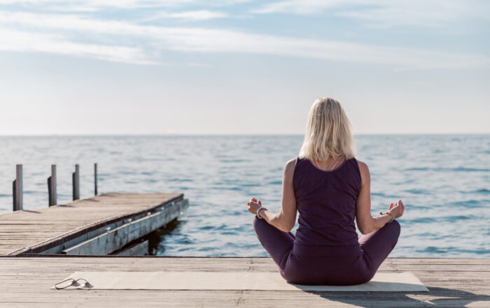 De-stress behandling hos Louise Juel Severin