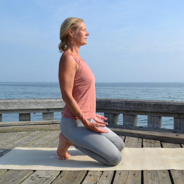 Hatha Yoga med Louise Juel Severin